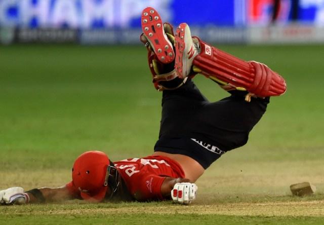 Rath's desperate dive summed up Hong Kong's performance.