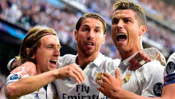 Sergio Ramos backs team-mate Luka Modric and aims sly dig at Cristiano Ronaldo - Sport360 News