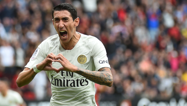 talking points as angel di maria haunts