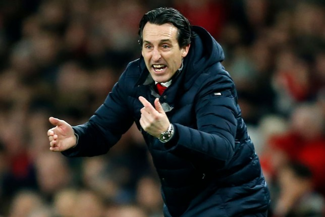 Arsenal boss Unai Emery reveales his plans for clash against Huddersfield GettyImages 1085282070 e1549557915472