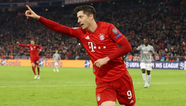 The best strikers in the world: Robert Lewandowski and Cristiano Ronaldo fight for Tier 1 top spot - Sport360 News