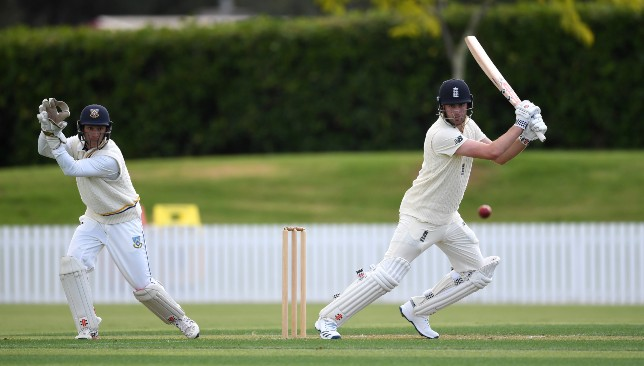 Dom Sibley is set to make his England debut in the first Test v New Zealand.