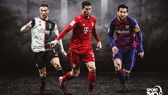 Lewandowski's staggering numbers mean he's encroaching on Ronaldo and Messi's territory - Sport360 News