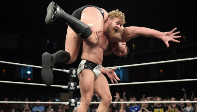 Tyler Bate's journey of self development, philosophy, veganism, and the quest to be better - Sport360 News