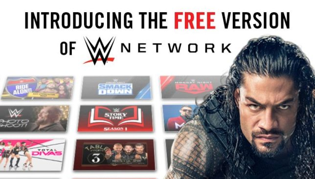 Free version of WWE Network now available to Middle East fans - Sport360 News