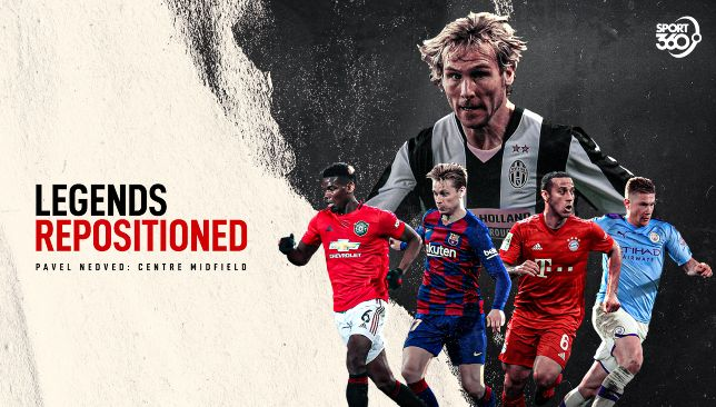 Photo of Legends repositioned: Juventus great Pavel Nedved as a central midfielder in Kevin De Bruyne's mould – Sport360 News