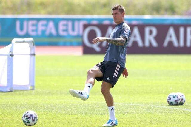Important player: Toni Kroos of Germany