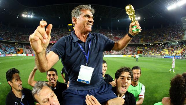 Image result for queiroz iran 2018