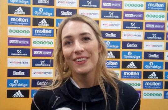 Lois Abbingh - Niederlande - Handball WM 2017 Deutschland - Foto: SPORT4FINAL