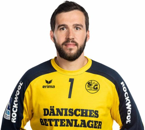 Benjamin Buric - SG Flensburg-Handewitt - Handball Bundesliga - EHF Champions League - Foto: SG Flensburg-Handewitt