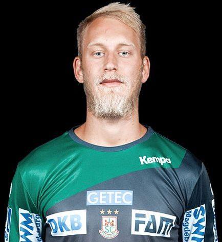 Matthias Musche - Foto: SC Magdeburg