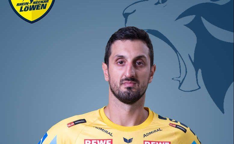 Rhein Neckar Löwen - Ilija Abutovic - Handball Bundesliga - EHF Champions League - Foto: Rhein-Neckar Löwen