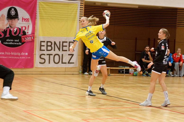 Julia Weise - HC Leipzig - Dritte Liga - Foto: HC Leipzig