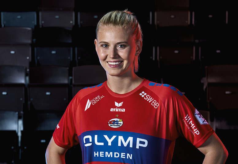 Kim Naidzinavicius - Handball Bundesliga - Foto: SG BBM Bietigheim