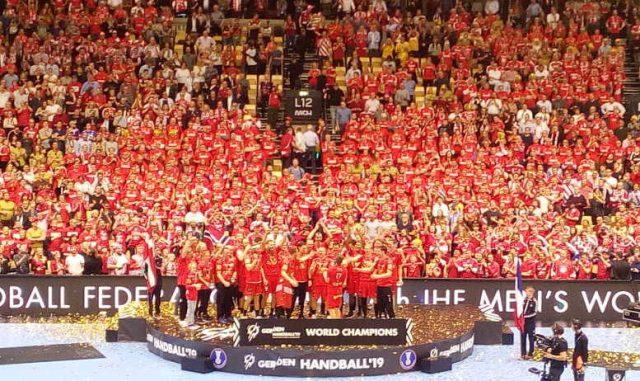 Handball Norwegen Dänemark