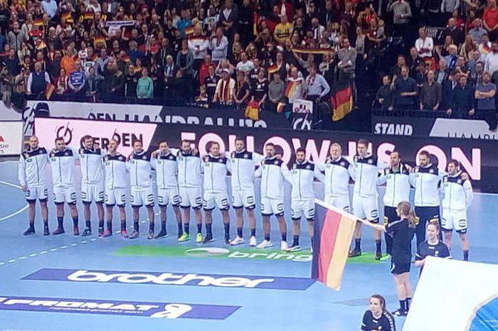 Handball WM 2019 - Deutschland vs. Norwegen - Foto: SPORT4FINAL