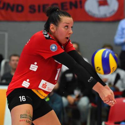 Volleyball - Katharina Schwabe - Foto: Dresdner SC