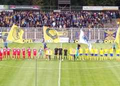 1. FC Lok Leipzig vs. Berliner AK - Bruno-Plache-Stadion am 13.09.2019 - Foto: SPORT4FINAL