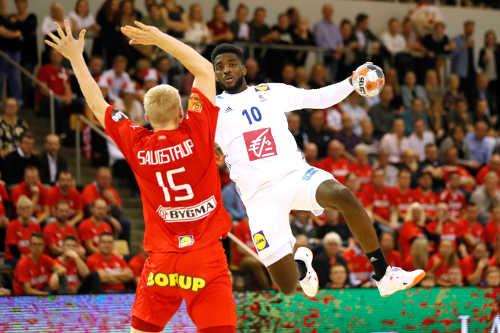 Dänemark vs. Frankreich - Handball Golden League 2019 - Foto: FFHandball / S.Pillaud