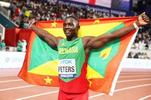 Leichtathletik WM 2019 - Anderson Peters - Foto: © Getty Images for IAAF
