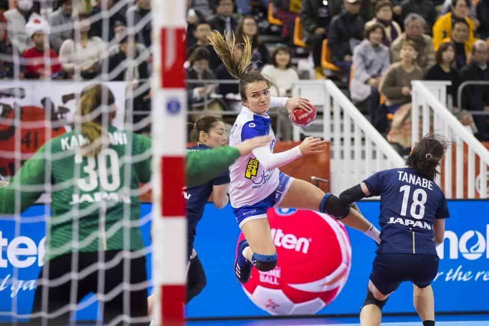 Handball WM 2019 - Russland vs. Japan - Copyright: IHF