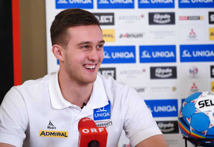Handball Em Osterreich Deutschland Christian Prokop Time