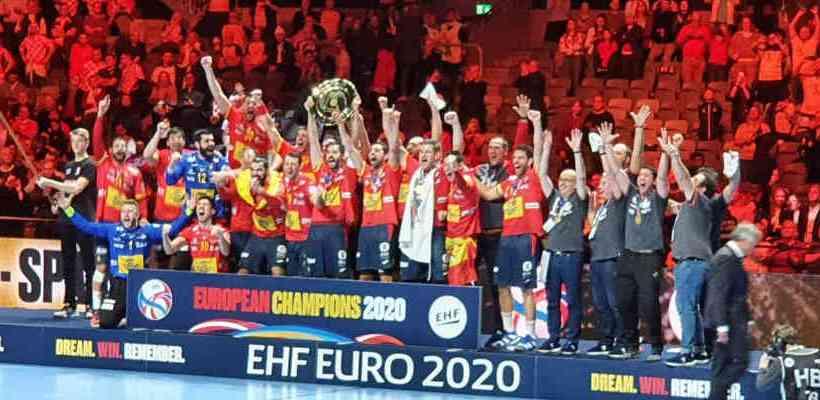 Handball EM 2020 - Spanien Europameister - Copyright: Rolf Bernardi