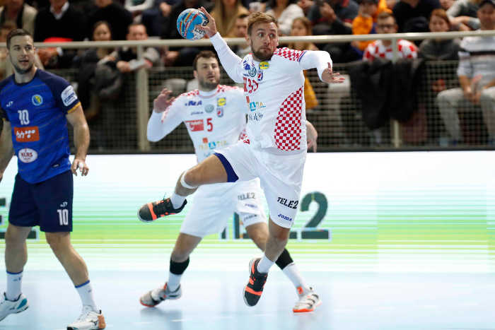 Luka Cindric - Handball EM Test - Croatia Cup 2020 - Kroatien vs. Bosnien-Herzegowina - Foto: hrsphoto.photodeck.com