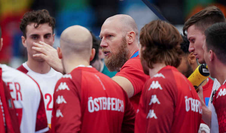 Handball EM 2022 Qualifikation – Team Österreich vs. Deutschland – Copyright: ÖHB-Agentur DIENER-Eva Manhart