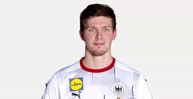 Handball WM 2021 Ägypten – Christian Dissinger – Deutschland – Copyright: Sascha Klahn / DHB