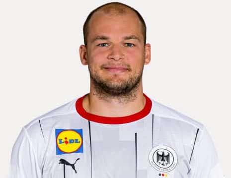 Handball WM 2021 Ägypten – Paul Drux – Deutschland – Copyright: Sascha Klahn / DHB