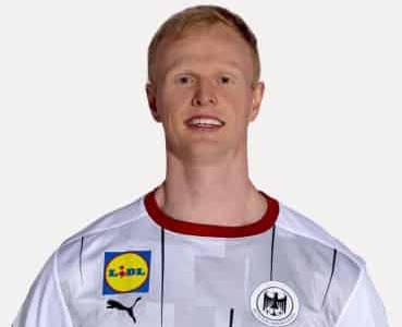 Handball WM 2021 Ägypten – Sebastian Firnhaber – Deutschland – Copyright: Sascha Klahn / DHB