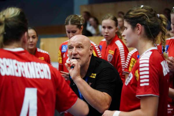 Herbert Müller – Handball Österreich Teamchef – Copyright: ÖHB-Agentur DIENER-Eva Manhart