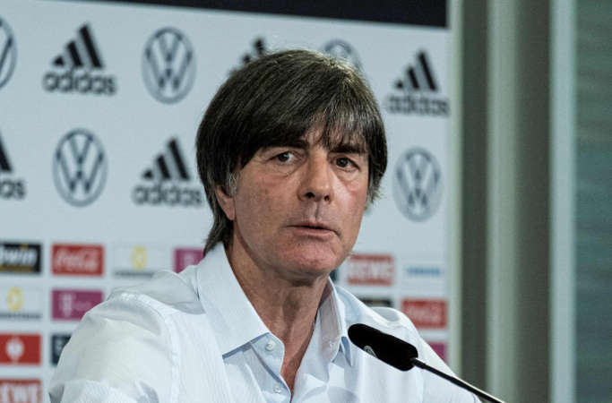 Fußball EM 2021 – Deutschland – Joachim Löw DFB Bundestrainer – Foto: Thomas Böcker/DFB