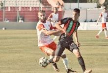 Reda Jaadi of FUS during the Botola match between FUS V ASFAR.(By Said Znaidi, SPORT7.ma