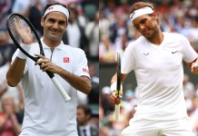 Men's Wimbledon Semi-Final