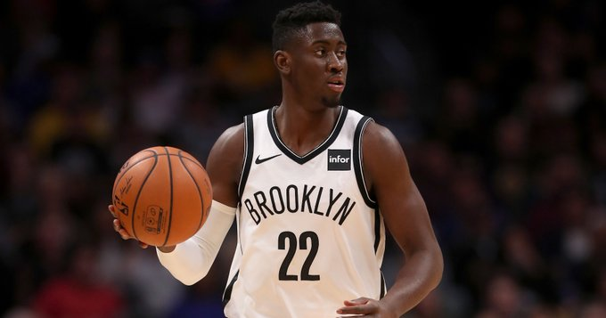 Brooklyn's Caris LeVert to miss time for a ligament damage in his right thumb?