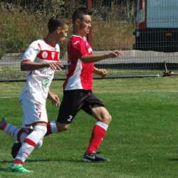 A decis Mandache, dar şi multe ratări: CSȘ Drobeta Turnu Severin - UTA Under 19 0-1