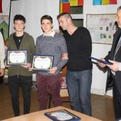 Tihamer și Rodina - sportivii anului la UVVG Pro Volei