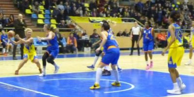 Derby dramatic, final fericit: Univ. Goldiș ICIM Arad – CSM Târgoviște 72-69