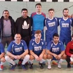 Păulișul a stricat socotelile Lipovei la turneul de sală de la Vladimirescu