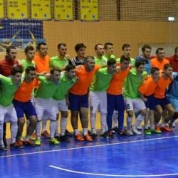Demni în fața campioanei și dacă..: Șoimii Șimand - AS City'us Târgu Mureș  5-12