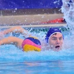 """Arădeanul Vancsik ajunge """"sub tricolor"""" pentru prelimiariile Ligii Mondiale la polo pe apă"""