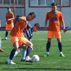 Ratările au amânat verdictul: Frontiera Curtici - CS Glogovăț  3-0