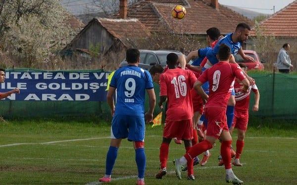Naționalul, obligată să lege victoriile în fața puștilor Becicherecului. Mănăilă crede că primarul Sebișului merită o promovare în Liga a 2-a