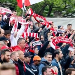 Roșu vorbește din nou despre promovare și regretă că suporterii UTA-ei nu pot vedea la TV meciul cu Juventus