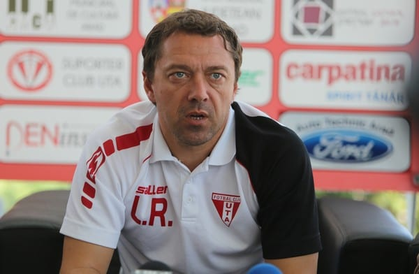 """Roșu fixează coordonatele derby-ului: """"La Timișoara, pentru suporteri și clasament! Sunt sigur că adversarii vor face tot posibilul să ne pună probleme"""""""