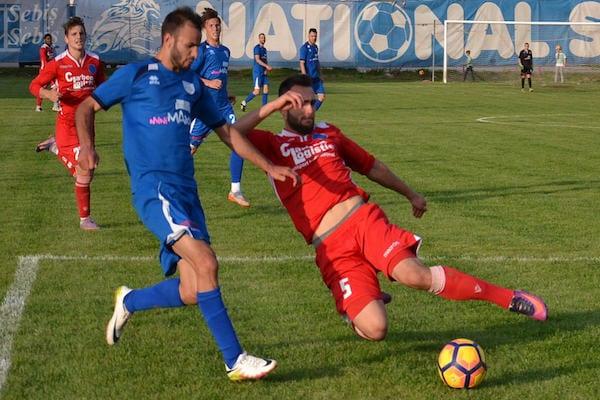 Livetext: Millenium Giarmata - Național Sebiș  0-2, final