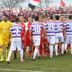 """Atenție, """"alb-violeți"""" la pândă în derby-ul Vestului! Speranțele de Liga 1 ale UTA-ei - condiționate de un succes în """"fieful"""" rivalei istorice"""