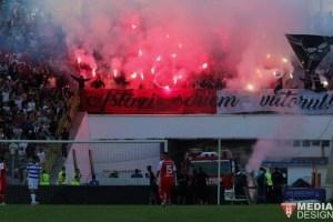 Derby-ul Vestului, record de spectatori și telespectatori pentru Liga a 2-a! Digi Sport se teme pentru audiența de la finala Cupei